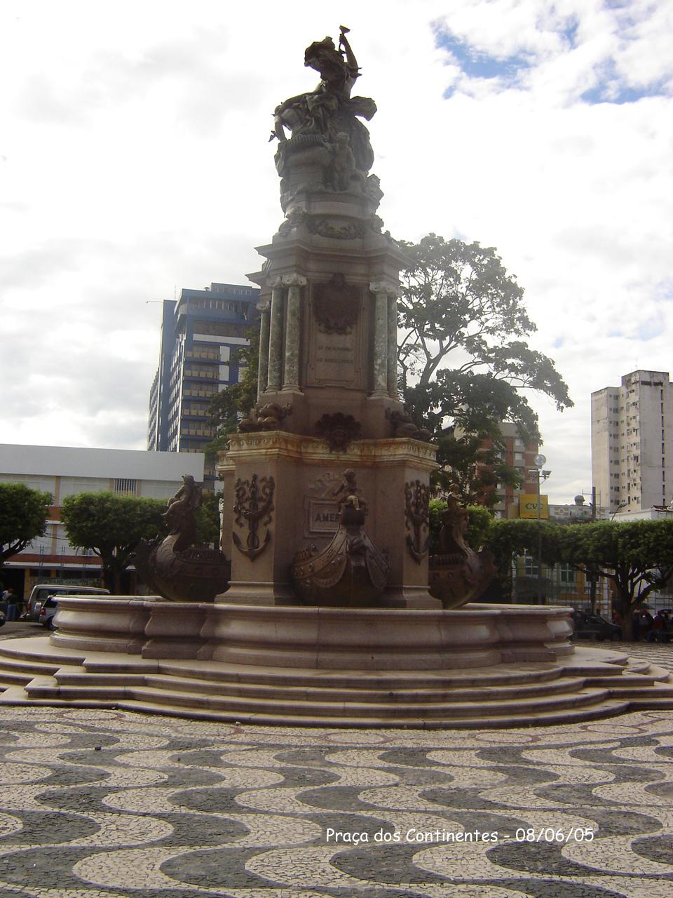 Praça dos Países