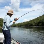 Histórico de Pesca