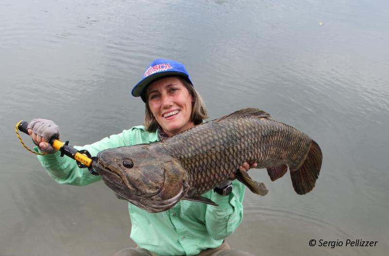 Pescaria Piloto no Rio Juruena em Alta Floresta/MT