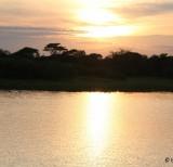 amanhecer no pier da pousada margem rio mutum -IMG_7233