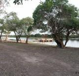 amanhecer no pier da pousada margem rio mutum -IMG_7257