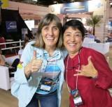 """Feipesca 2013 """"Mulheres marcam presença na feira de pesca"""""""
