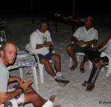 Equipe Kalua: Alexandre, Otávo, Ian-Arthur e Edmilson