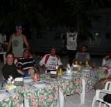 Bomediano, Bruno (em pé) Adriano, Juliano, João Paulo, Mazzeo, Sergio