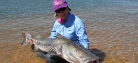 Pesca no rio Paraná em Paso de la Patria/AR
