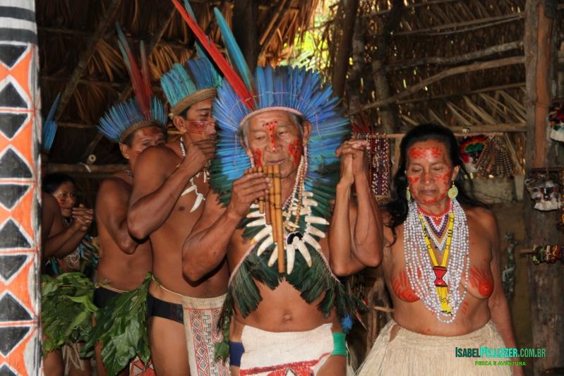 indios - apresentação danças  096