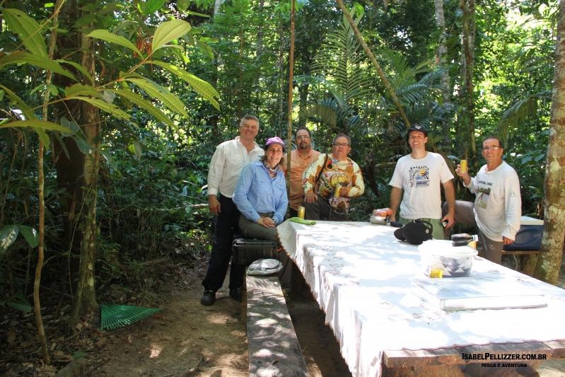 IMG_3516 assado na ilha Dr Carlos, Dr. Manoel. Rafael e Alberto