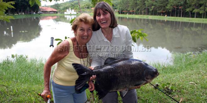 Pesqueiro Castelinho e Piracicaba com Iza e Oscar