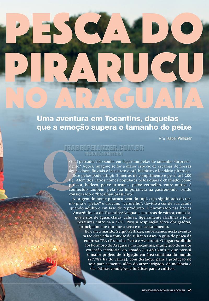 Isabel - Pirarucu-1 rec redz