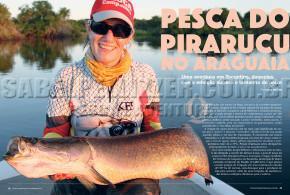 Pesca do Pirarucu no Araguaia